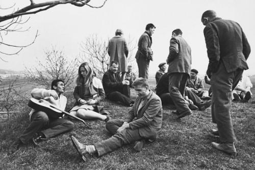 (Cerati, Gorizia 1968, Ospedale psichiatrico)