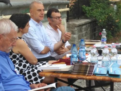 """Francesco Stoppa, presentazione del libro """"La rivoluzione dentro"""""""