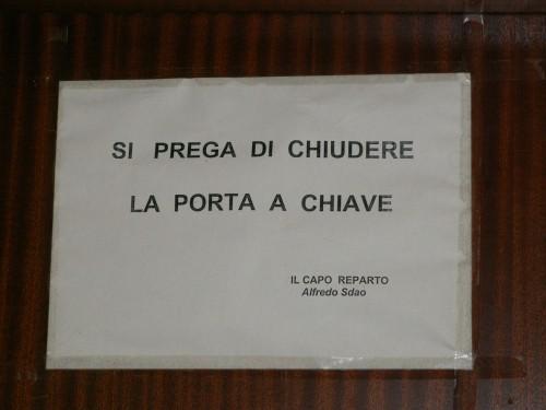 (Istituto Papa Giovanni – Serra d'Aiello, 2007)