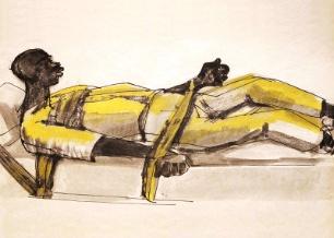 """(l'immagine è tratta dalla mostra """"I volti dell'alienazione, disegni di Roberto Sambonet"""")"""