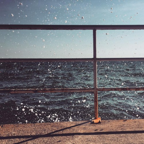 (quando il mare diventa popcorn. by flora tommaseo)